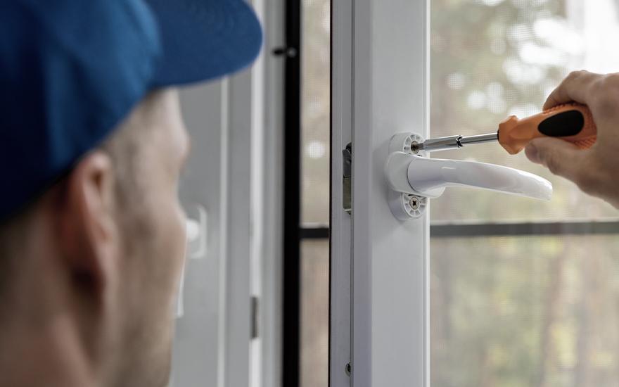 Naprawa okien aluminiowych